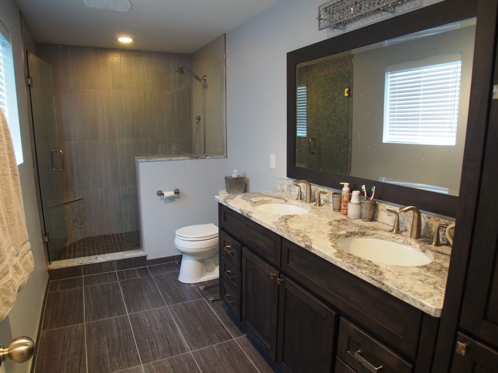 Addition Remodel Bathroom