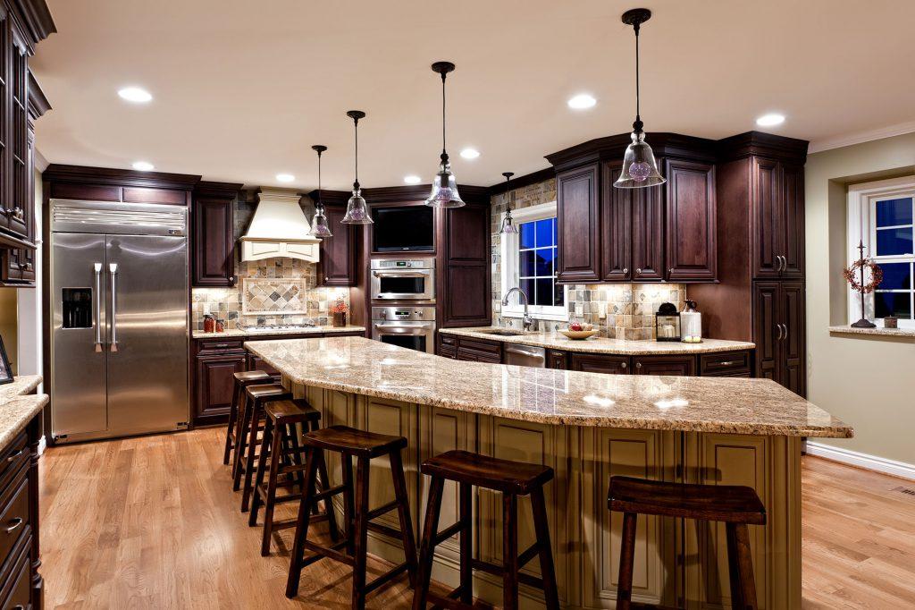 Whole Kitchen Remodel Bloomfield Hills, MI