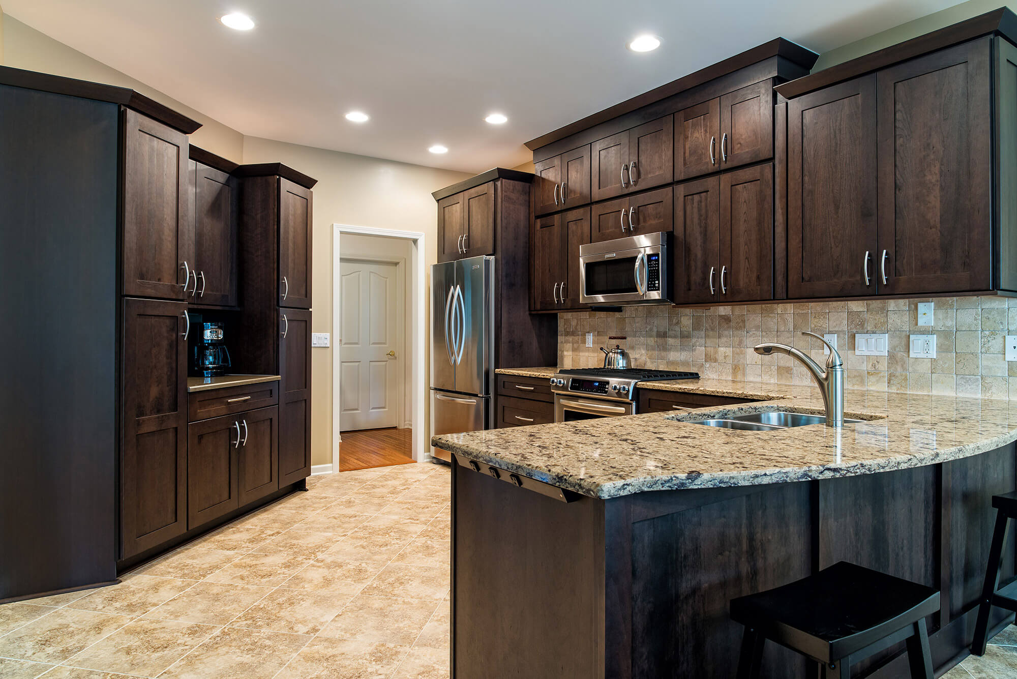 Bloomfield Township Kitchen Renovation