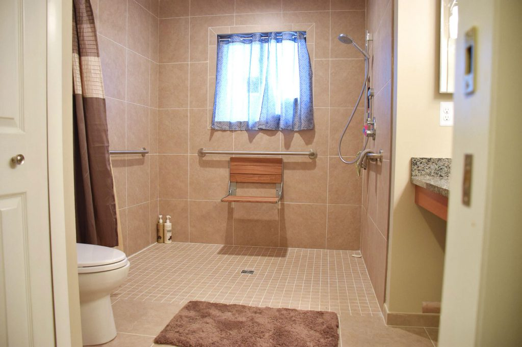 Handicap Accessible Bathroom Remodel Washington, MI
