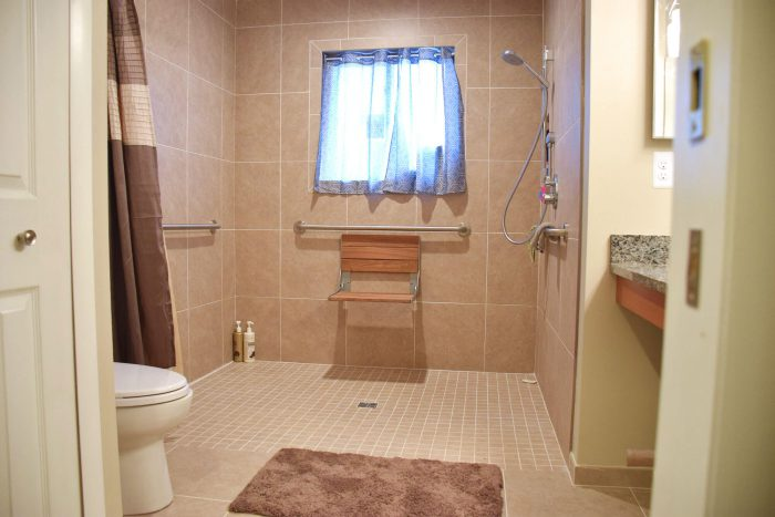 Handicap Accessible Bathroom Remodel Michigan