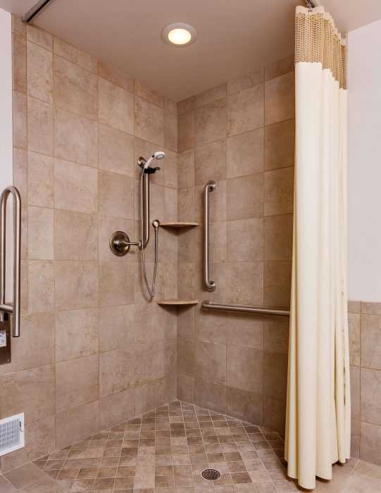 Handicap Accessible Bathroom Remodel
