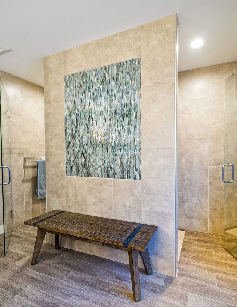 Handicap Accessible Spa Bathroom Remodel