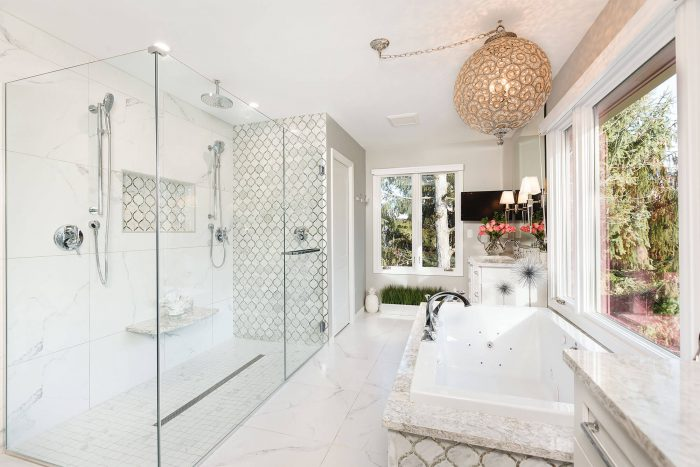 Master Suite High End Bathroom