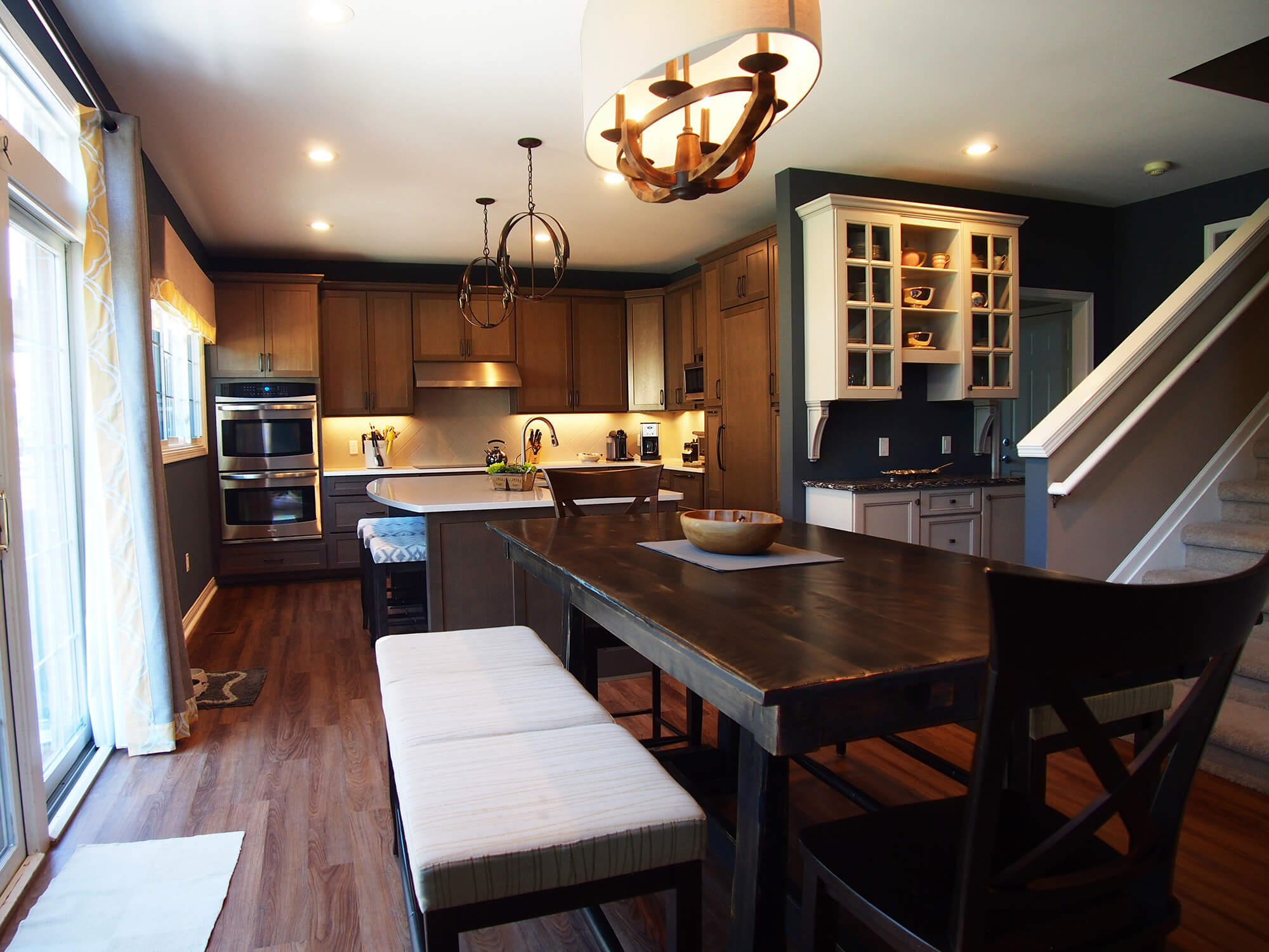 Oakland Township Style Kitchen Remodel