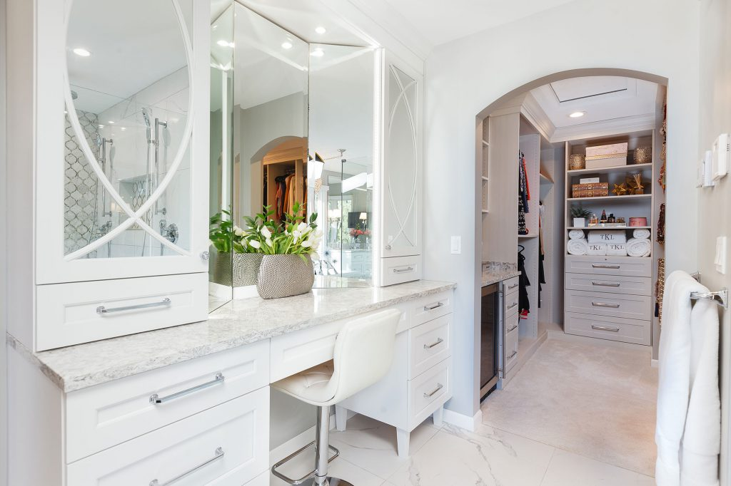 Rochester Hill Style Bathroom Remodel