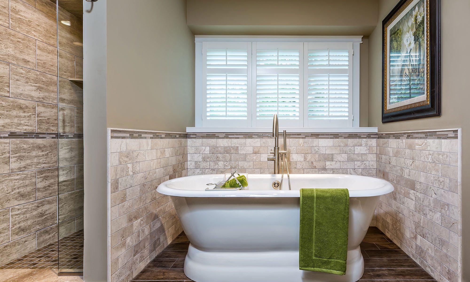Shelby Township Beautiful Bathroom