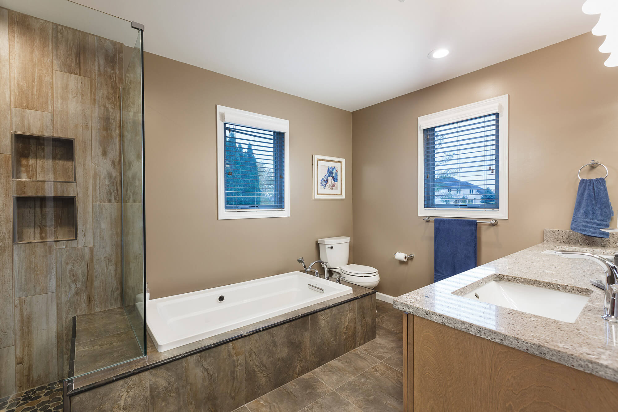Sterling Heights Style Bathroom Remodel