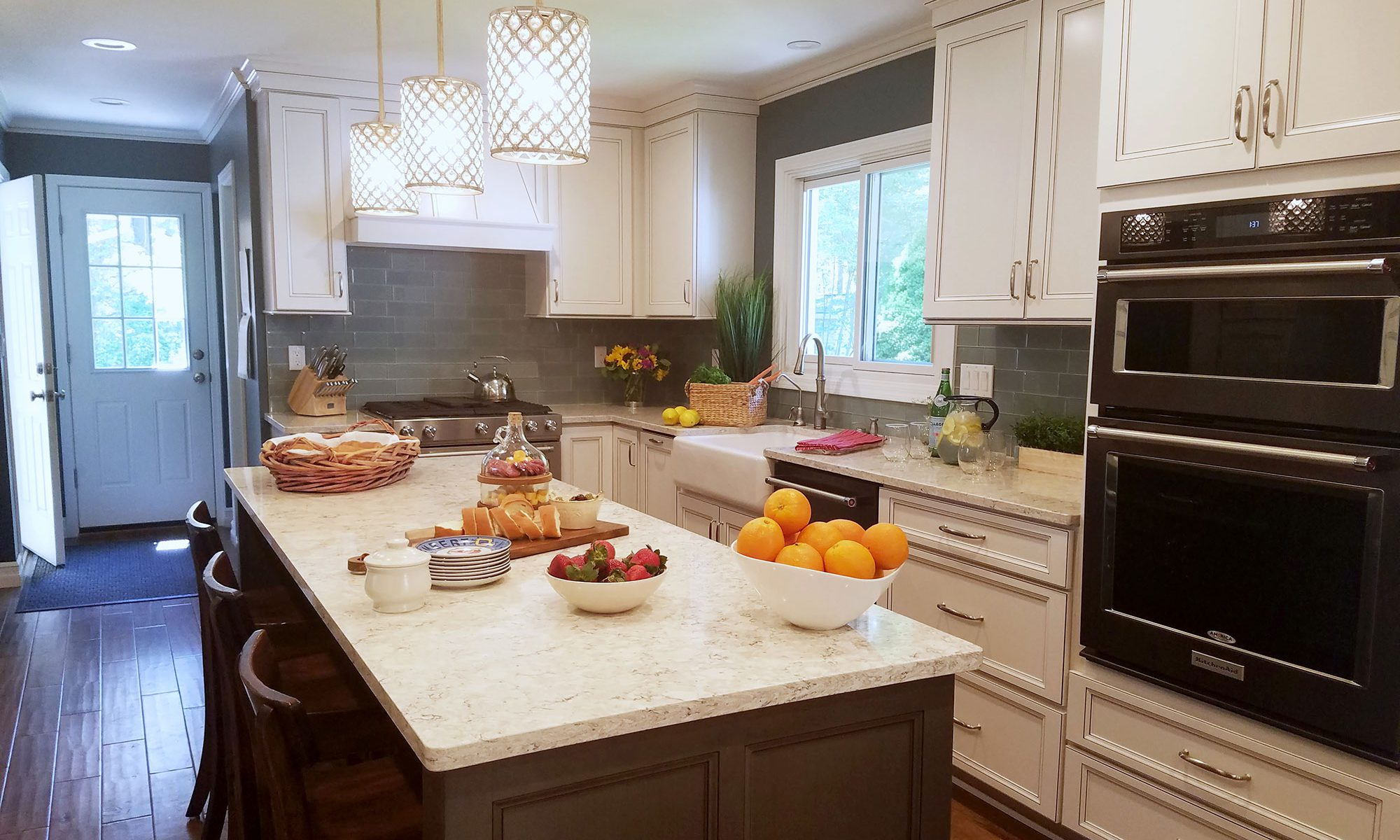 Troy Style Kitchen Remodel