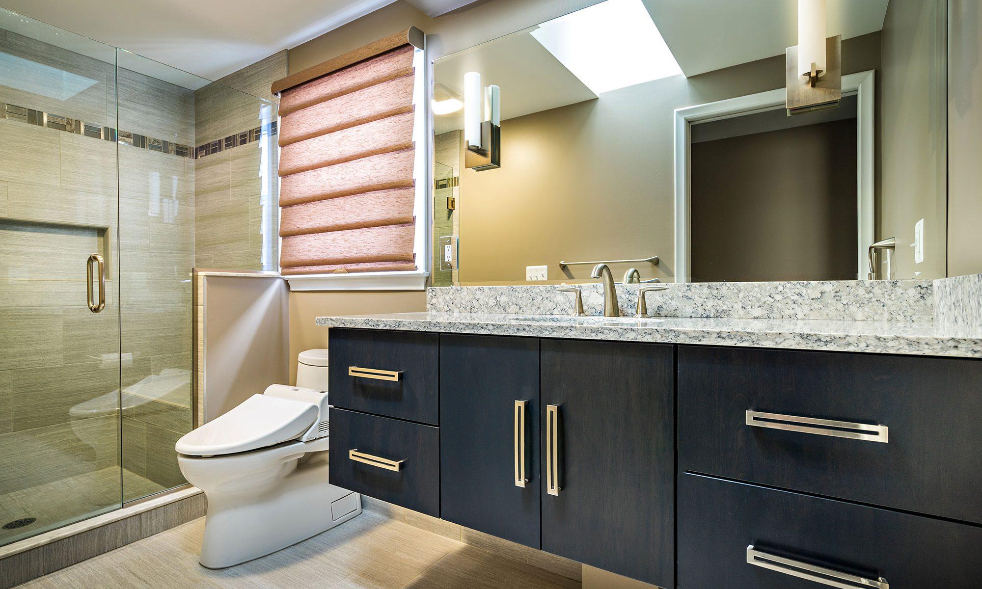 Washington Michigan Bathroom Remodel