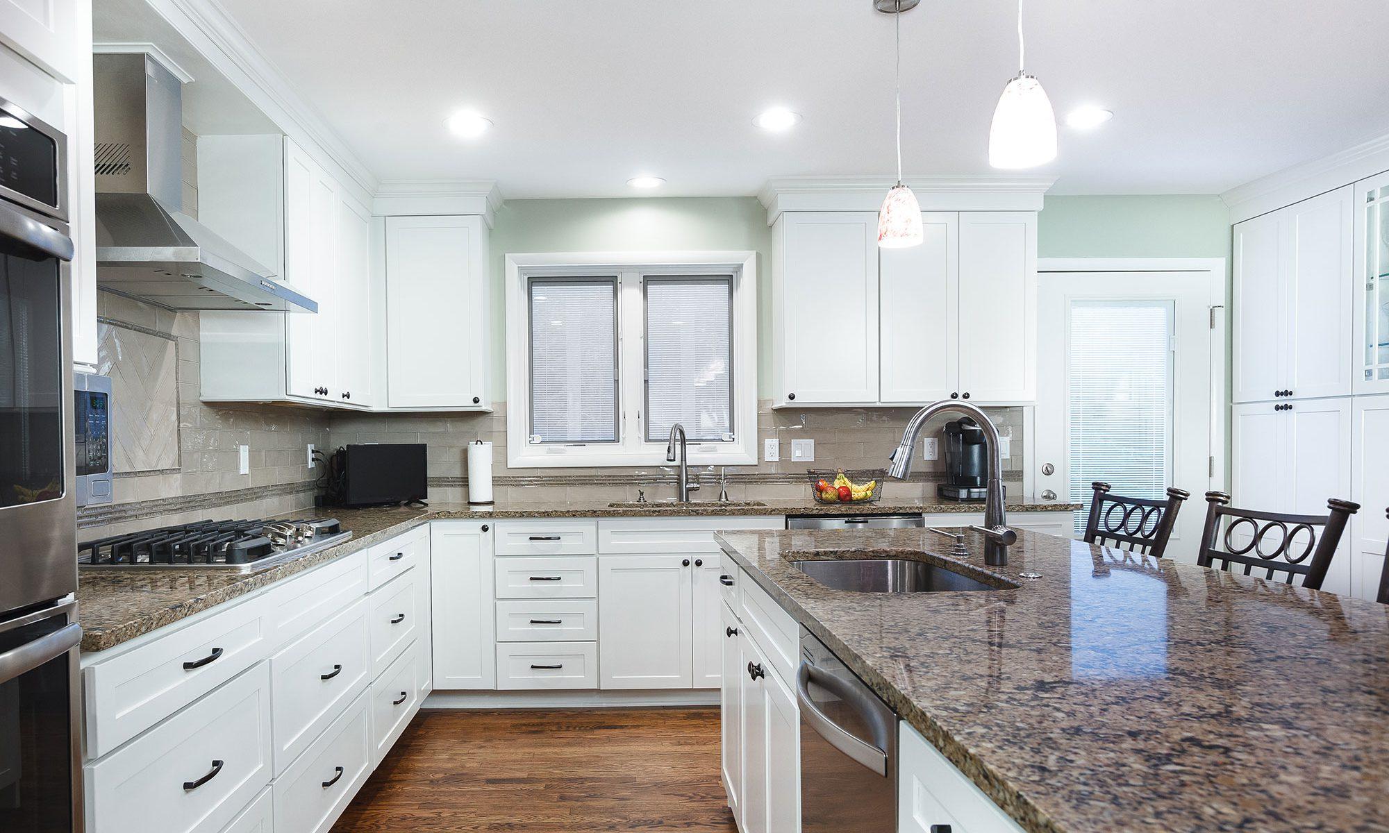 West Bloomfield Style Kitchen Addition
