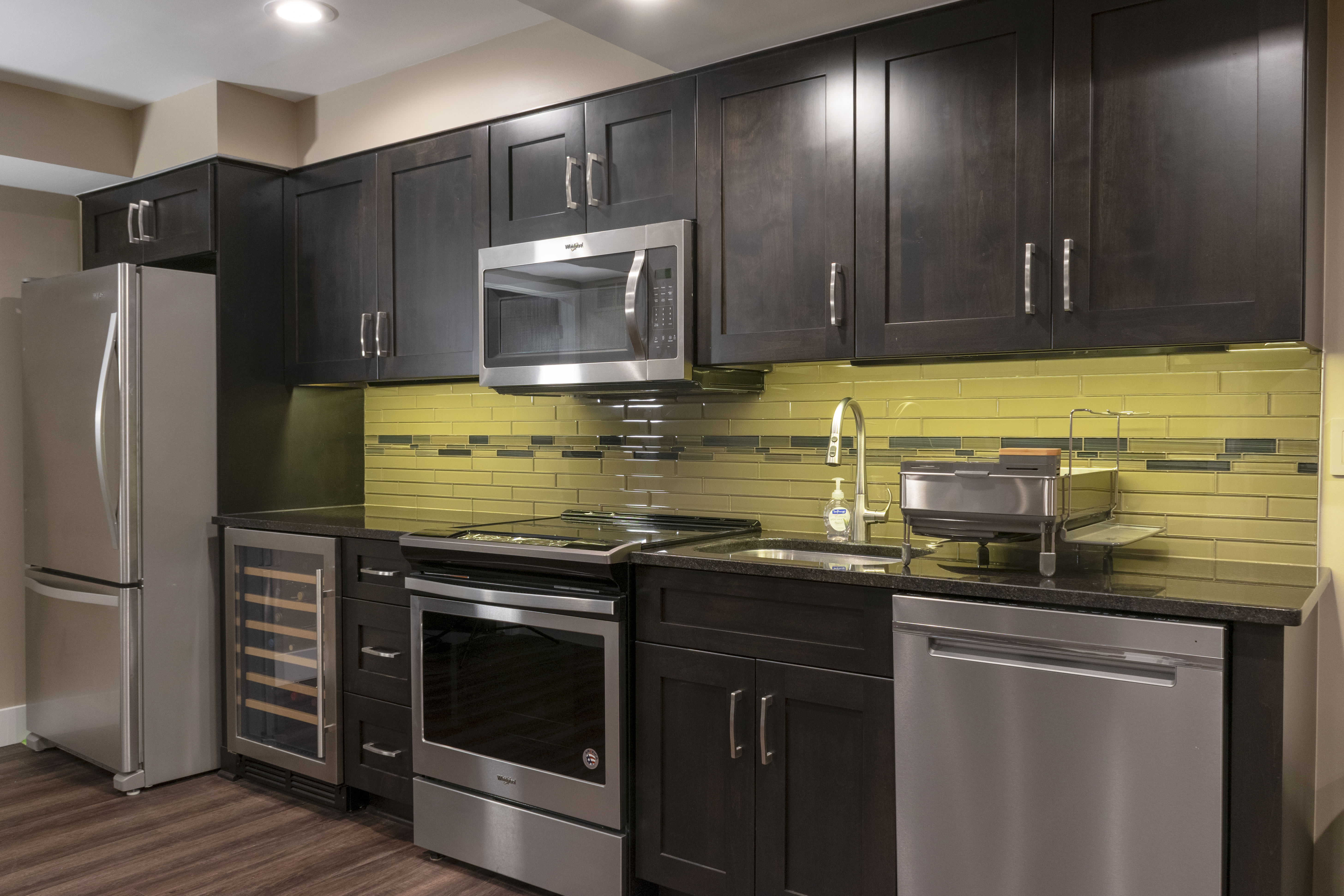 Basement Remodeling with Kitchen in Bloomfield Hills