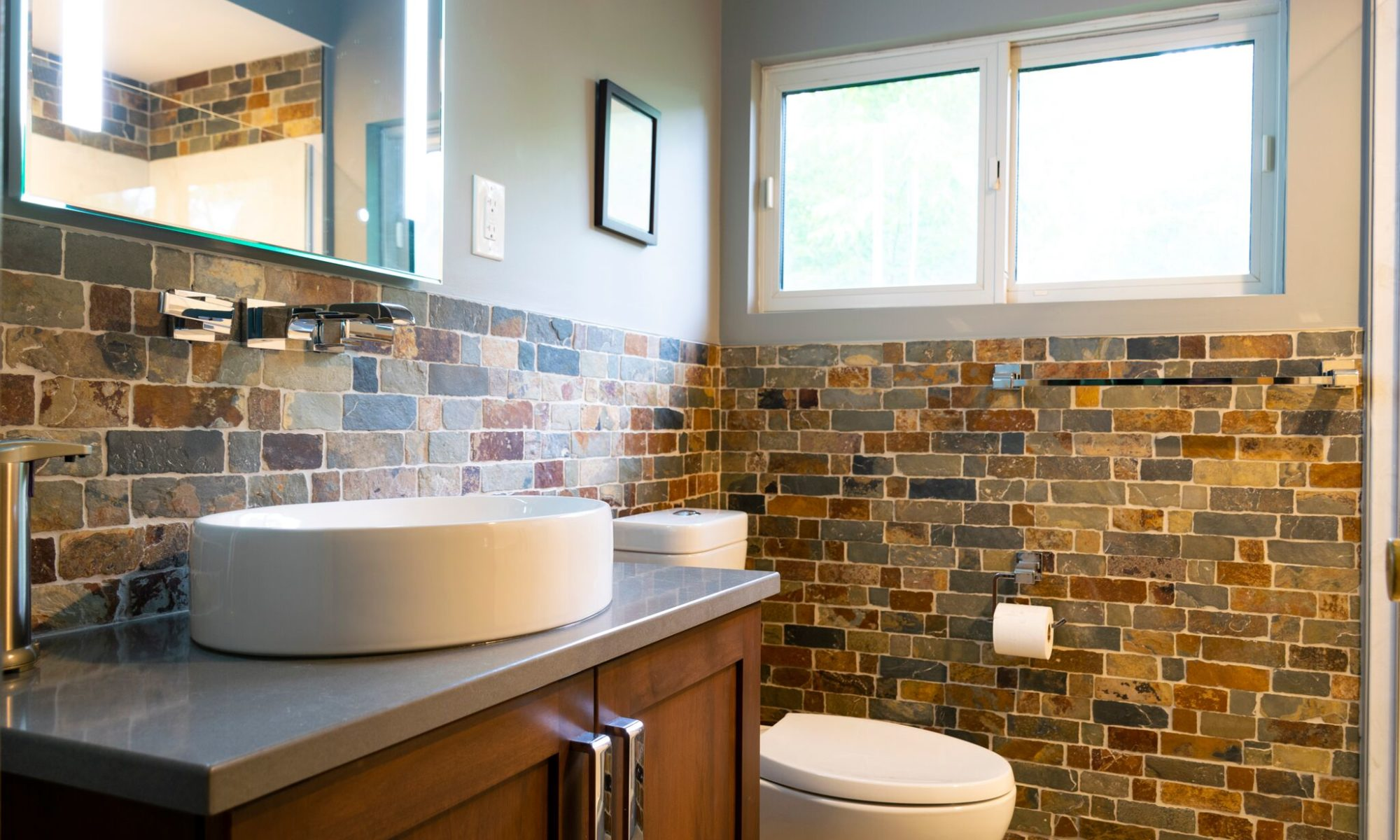 Shelby Township Bathroom Remodel