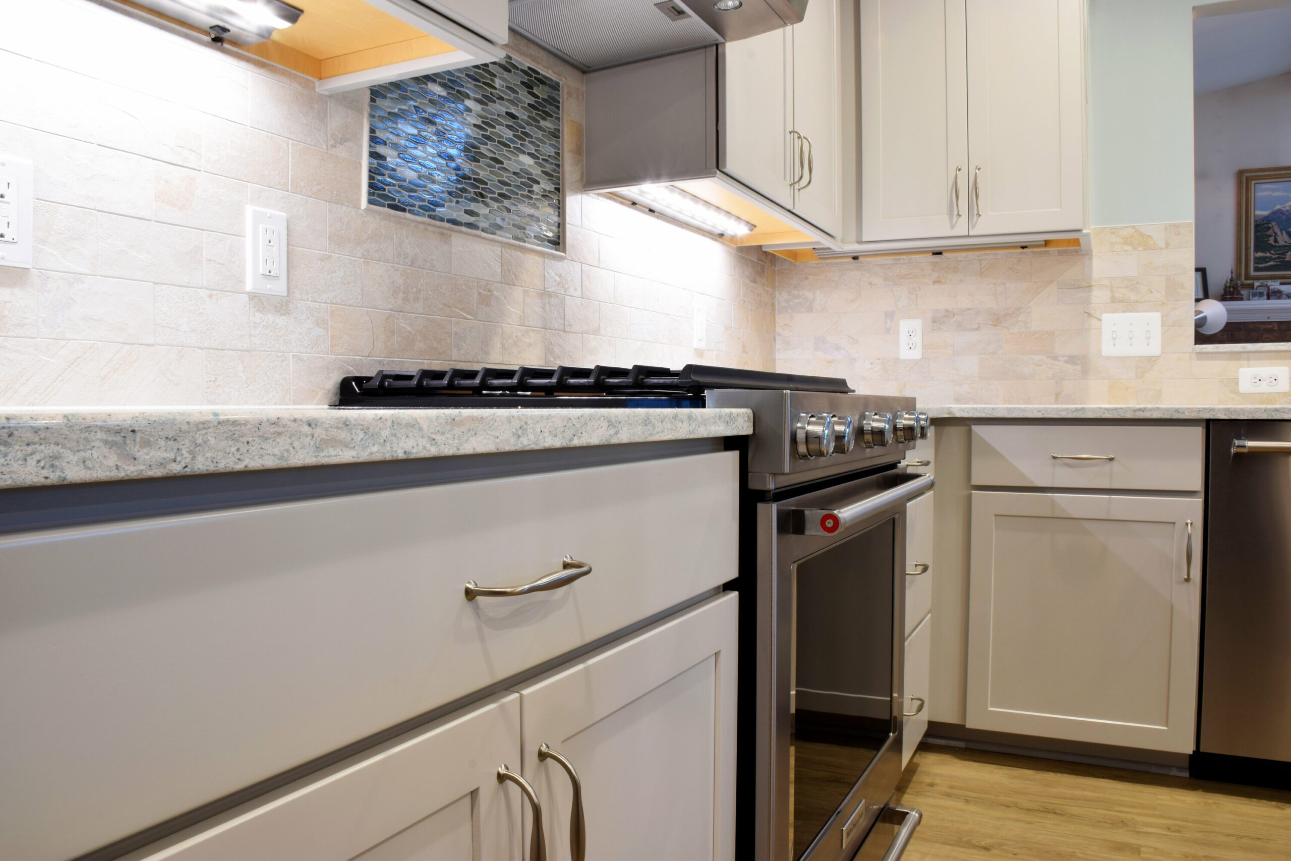 Rochester Hills Kitchen Remodel close up