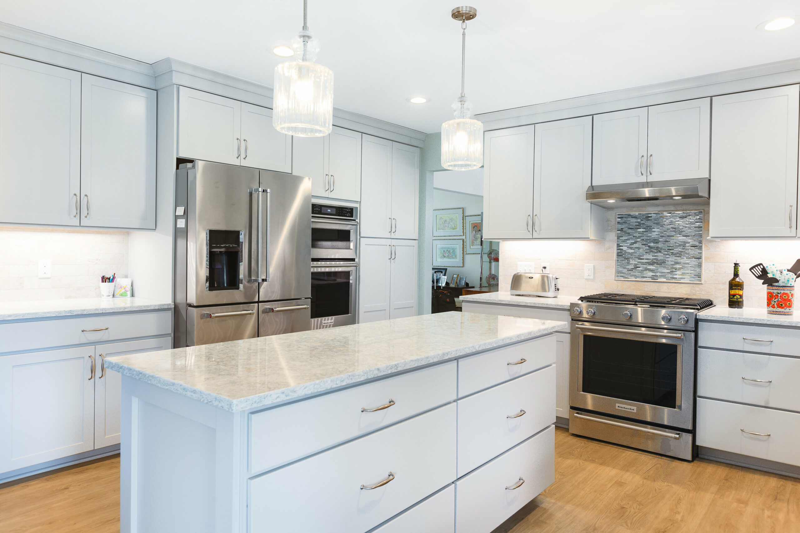 Kitchen Remodeler in Rochester Hills with cabinets